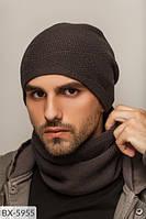 Набор смит Набор шапка + баф  Подклад : микрофлис по всей шапке Состав: шерсть - 60%, акрил-40%