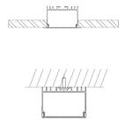 Заглушка BIOM  ЗЛСВ40 для профиля ЛСВ40, фото 4