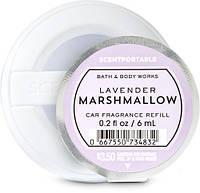 Освежитель воздуха для автомобиля Bath and Body Works - Lavender Marshmallow