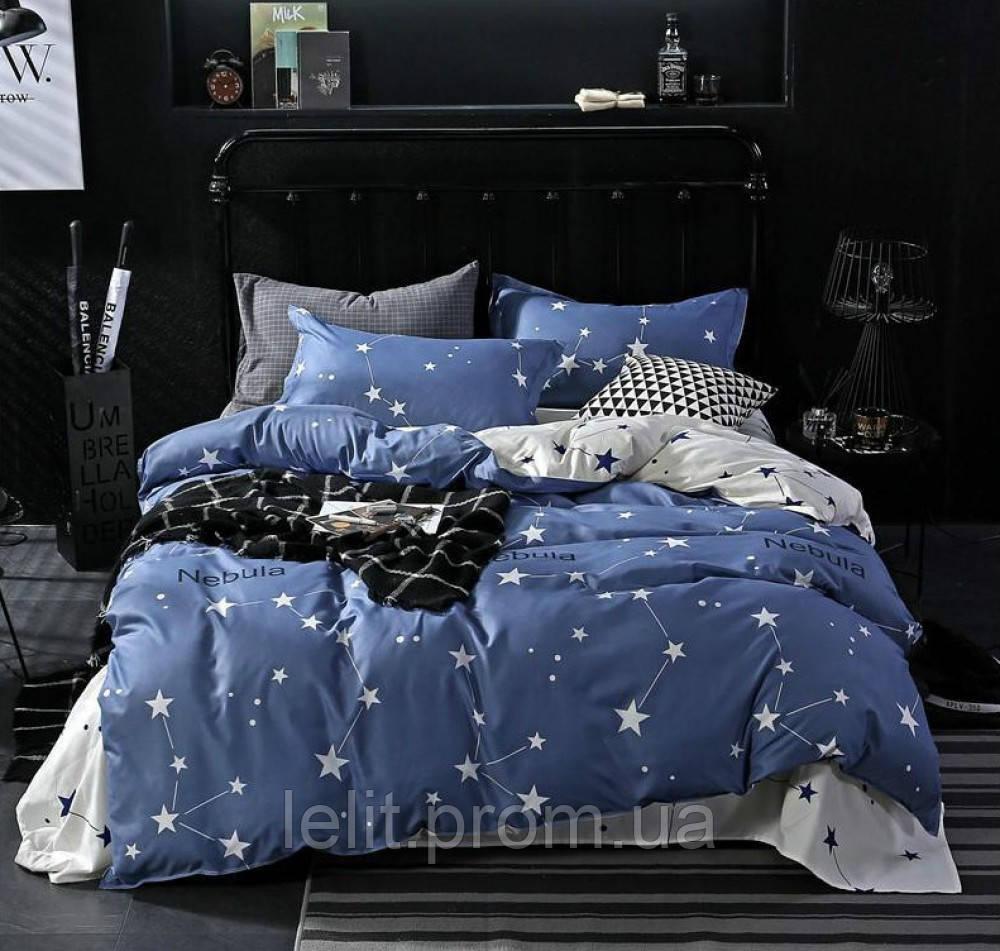 Полуторный комплект постельного белья с компаньоном R4135