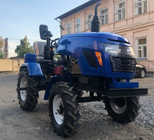 Мототрактор Булат Т-22-PRO 20лс
