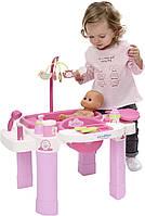 Игровой набор Ecoiffier по уходу за куклой пупсом Бэби борн Baby Born 2879
