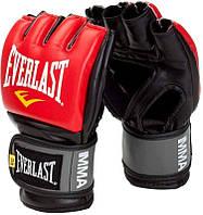 Перчатки боксерские Everlast, Красный, M