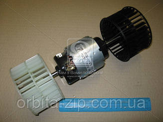 87189 Вентилятор отопителя MAN L 2000 (93-) D0824LFL02/ 10/1993-> (пр-во Nissens)