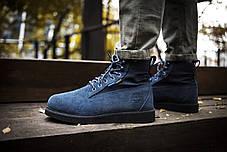 Мужские ботинки Madness x Timberland 6 Inch Gore-Tex (Реплика), фото 2