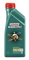 Моторное масло Castrol Magnatec 10W40 A3/B4 (1л) API SN; ACEA A3/B3, A3/B4