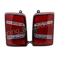 Задние фонари светодиодные (красные) ВАЗ НИВА 21213/21214/2131/Urban