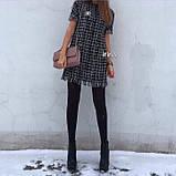 Платье женское твид тёплое 42-44 44-46, фото 2