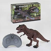 Динозавр на радиоуправлении 9989 Подсветка Звук Гарантия качества Быстрая доставка