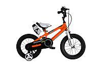 "Велосипед Royalbaby Freestyle 12"", оранжевый"