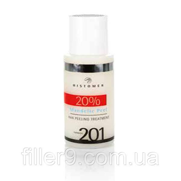 Histomer Formula 201 Миндальный пилинг 20%, рН 3,0 - коррекционный, 50 мл