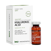 Innoaesthetics Hyaluronic Acid 1% (Гуалурониу Асид) Ревитализирующая терапия, 10 мл