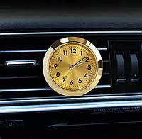 Часы автомобильные для решетки обдува или на скотч к поверхности