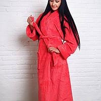 Халат Махровый Женский большого размера, фото 1