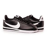 Оригинальные кроссовки NIKE WMNS CLASSIC CORTEZ LEATHER(АРТ.807471-010)