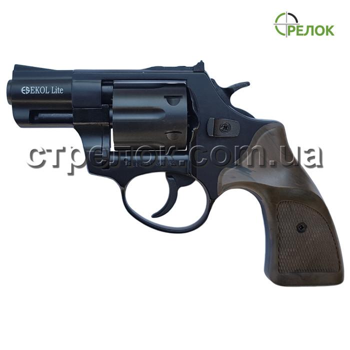 Револьвер шумовой Ekol Lite 9 mm черный