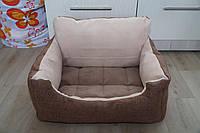 Мягкое место лежанка кровать для кошки кота собаки из качественной мебельной ткани