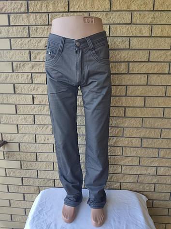 Джинси чоловічі зимові на флісі, є великі розміри CRIXED, Туреччина, фото 2