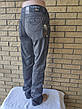 Джинси чоловічі зимові на флісі, є великі розміри CRIXED, Туреччина, фото 4