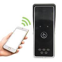 GSM домофон с функцией дистанционного открытия электрозамка King Pigeon K6s