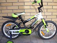 Велосипед  Азимут Стич Премиум на 16 дюймов