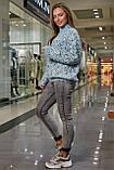 S328/7 Женский теплый свитер, фото 5