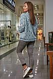 S328/7 Женский теплый свитер, фото 6