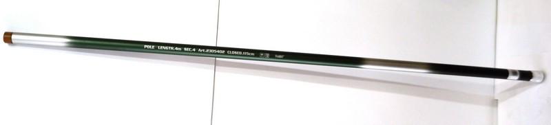 Удочка для рыбалки Zhibo Amazon Pole без колец, 6м, тест 5-25г