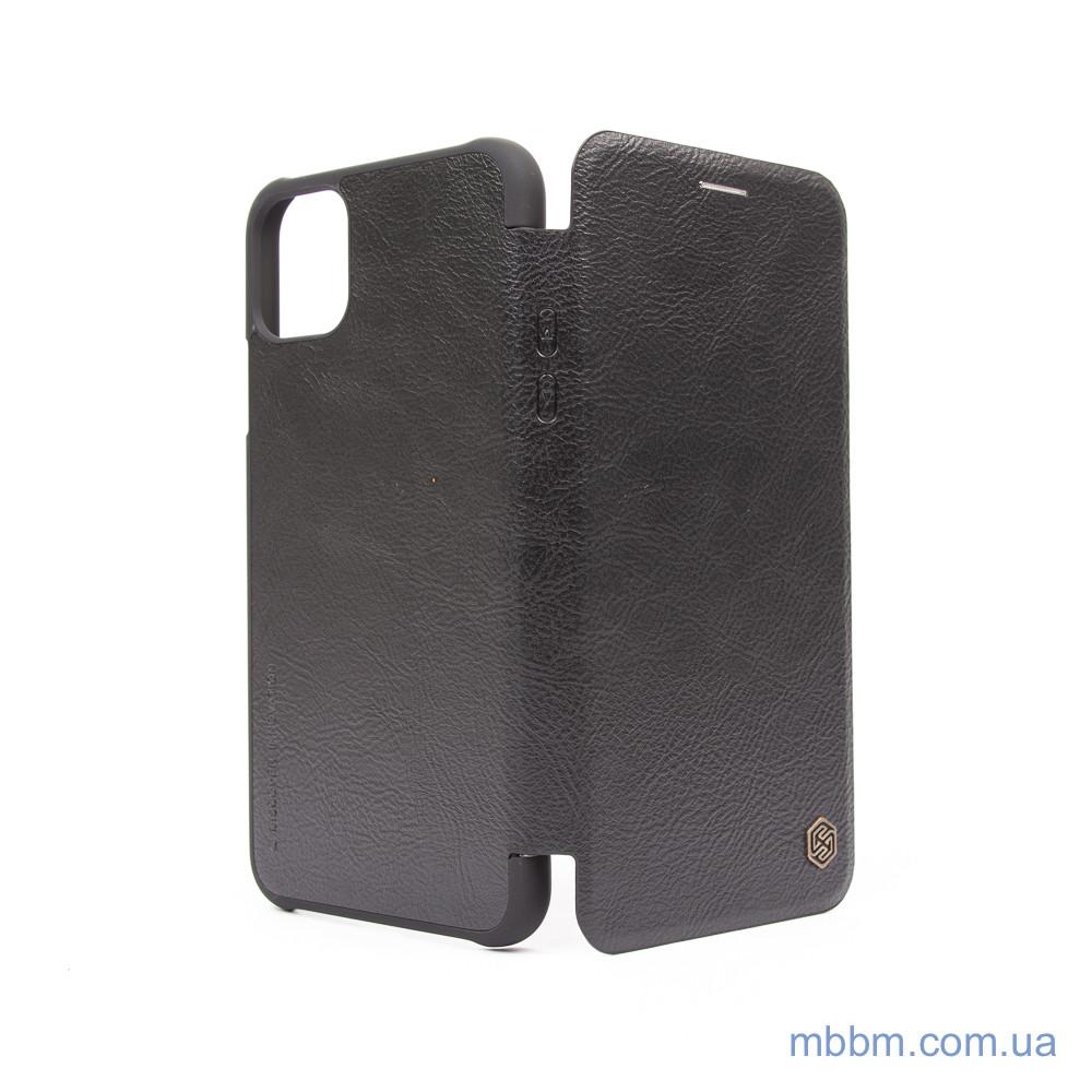 Чехол Nillkin Qin iPhone 11 Pro Max Black