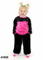 Детская махровая пижама на рост 104,128, фото 1