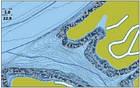 Эхолот Картплотер Lowrance HDS-7 Live 3in1 +Navionics Platinum  цветной дисплей, меню на русском, фото 4