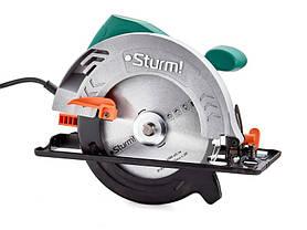 Пила циркулярная Sturm CS50190 185 мм, 1600 Вт, фото 2