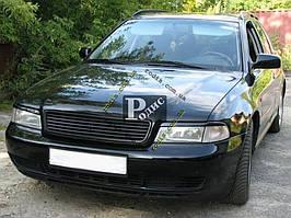 """Реснички на фары Audi A4 B5 1994-2000 """"Orticar"""" (стеклопластик)"""