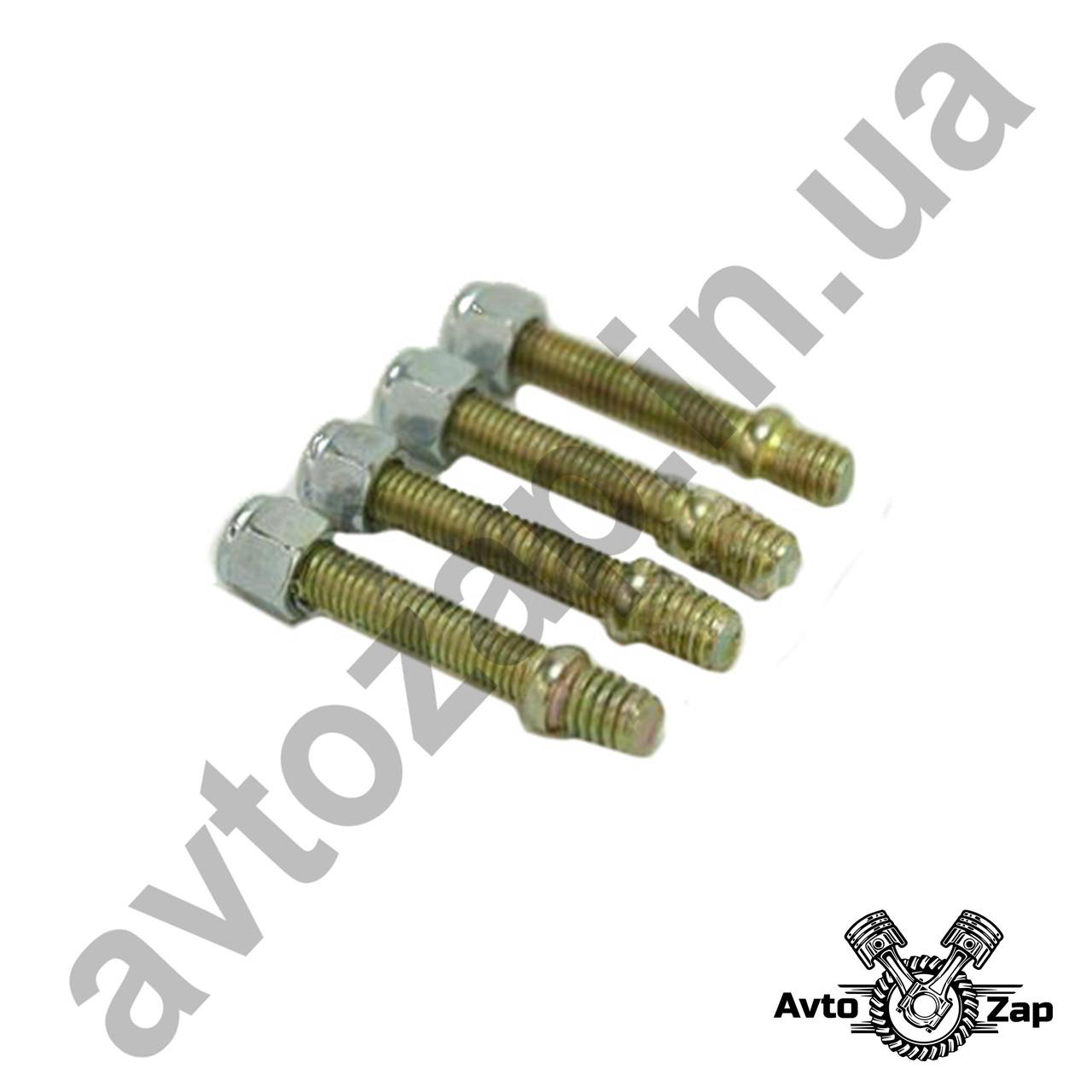 Шпилька ремонтная М5х35/М6 карбюратора ВАЗ 2101-07  п/э уп.     35918