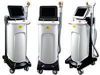 Діодна лазерна машина для видалення волосся з довжиною хвилі 755nm 808nm 1064nm для догляду за шкірою обличчя, фото 1