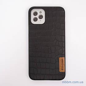 Чохол G-Case Crocodile iPhone 11 Pro Black EAN / UPC: 6923115160602