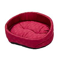 Лежак Pet Fashion Люкс (красный)