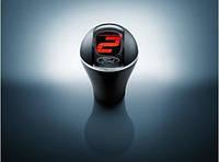 Ford Mustang 10-14 ручка переключения передач МКПП с дисплеем новая оригинал