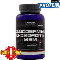 Комплекс для суставов Ultimate Nutrition Gl-Ch-MSM 90 tabs глюкозамин хондроитин мсм