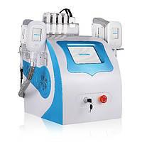 Апарат 4 в 1 для схуднення, спалювання жиру, для підтягування шкіри COOLMAX 3