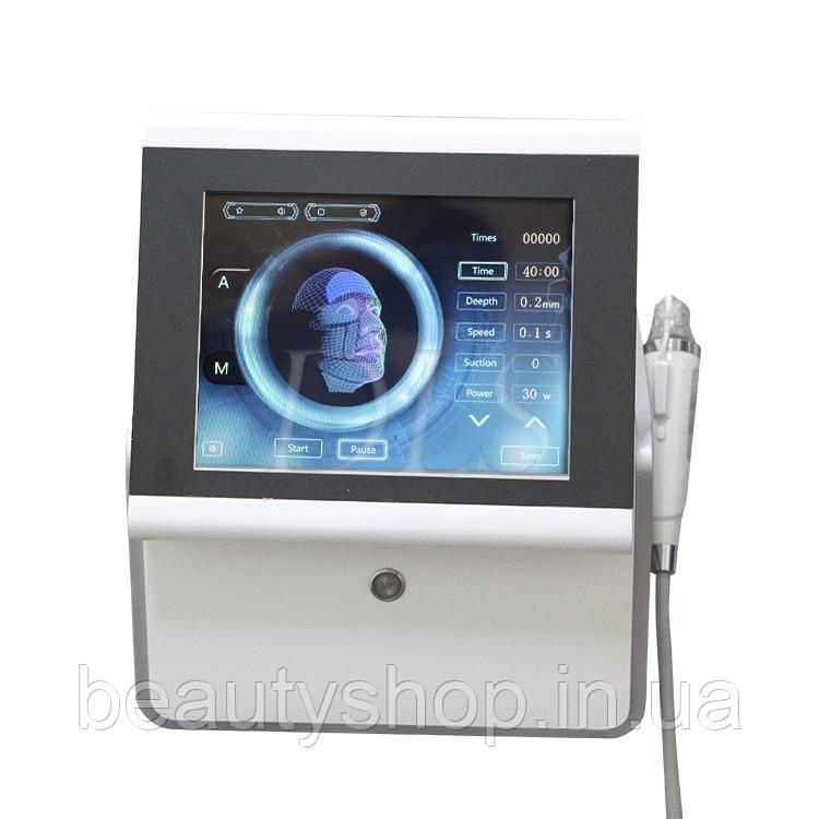 Портативный Фракционный аппарат RF, микро-игла, исправлние шрамов, растяжек, акне, уход за лицом, лифтинг