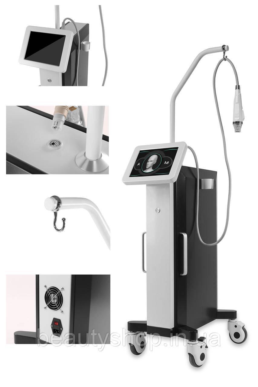 Аппарат против морщин, фракционная радиочастотная микроигольчатая терапия, уход, лифтинг
