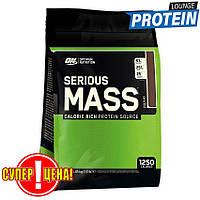 Гейнер высокобелковый Optimum Nutrition Serious Mass 5.4 kg