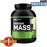 Гейнер для набора массы Optimum Nutrition Serious Mass 2,7 kg