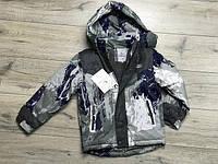 ✅Куртка для мальчика теплая Куртка детская зимняя  Размер  140-146