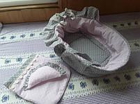 Люлька и постелька для пупсика. длинна 35см, фото 4