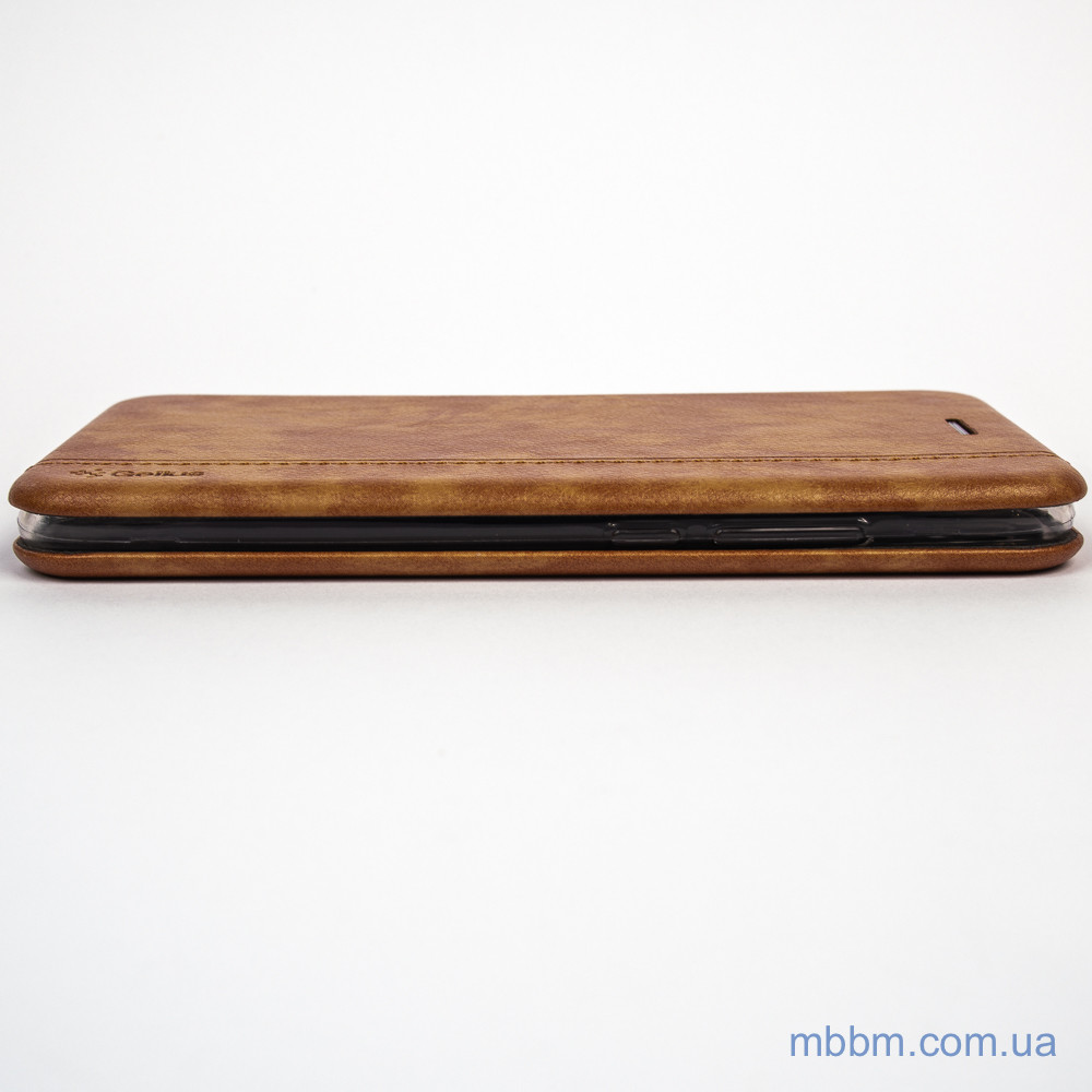 Чехлы для Xiaomi Redmi 7 Gelius Gold Золотистый