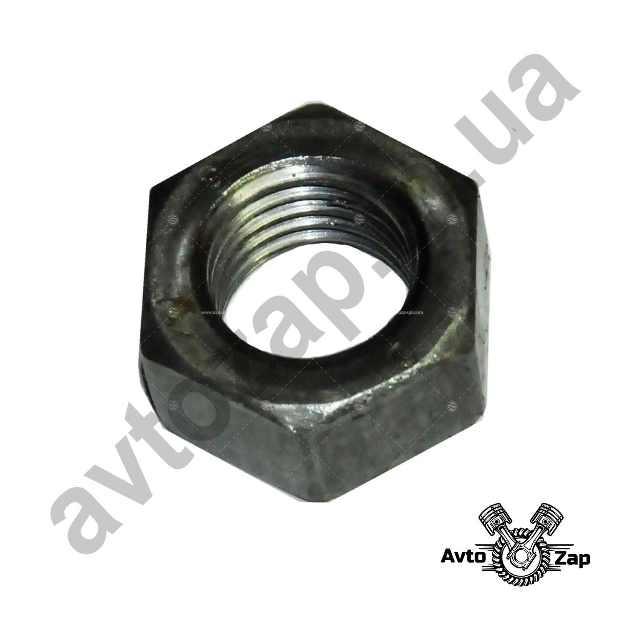 Гайка М10х1,25 амортизатора ВАЗ 2101-07 (20 шт.) п/э уп .   35861