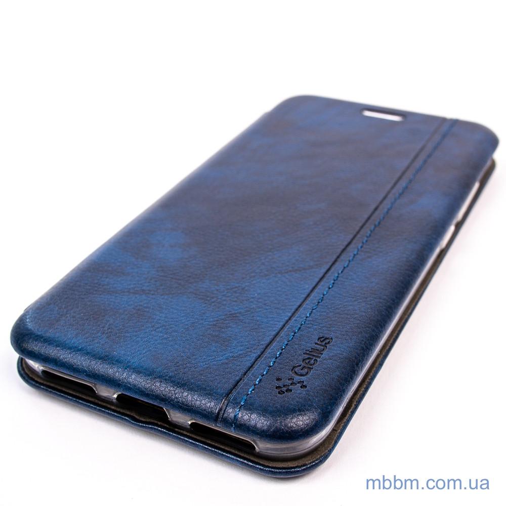 Чехлы для Xiaomi Mi Play Gelius blue Синий