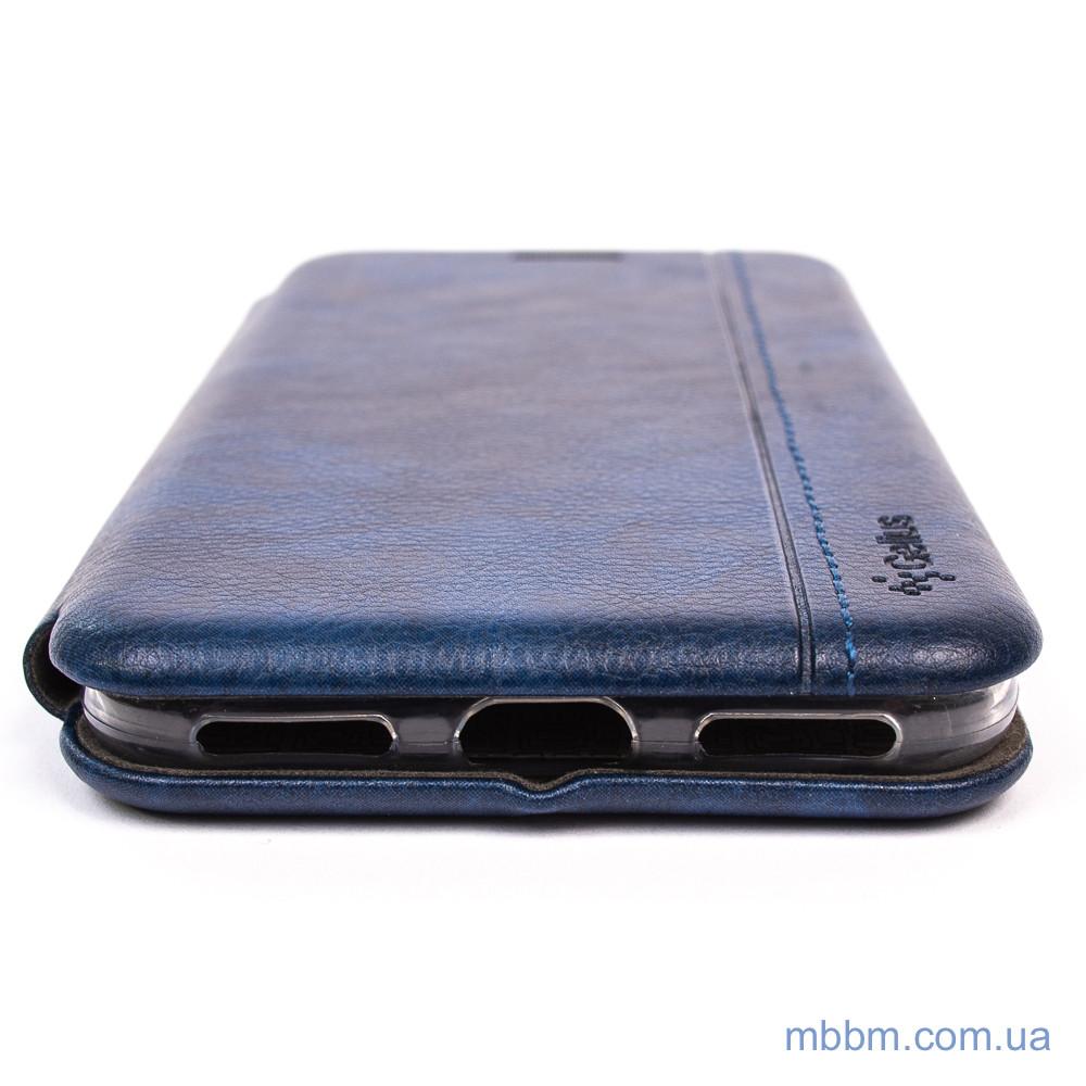Чехол Gelius Xiaomi Mi Play blue